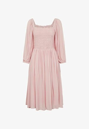 Day dress - pink nectar