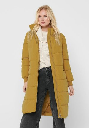 Cappotto invernale - golden brown