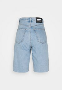 Dr.Denim Tall - ECHO - Shorts di jeans - empress light blue - 1