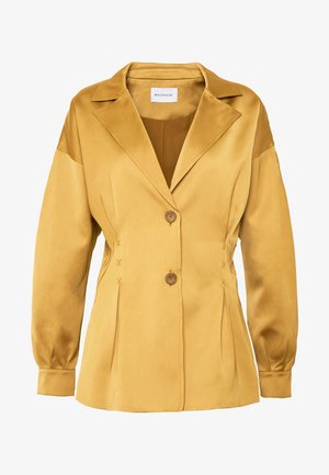 RIOT - Short coat - gold
