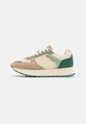 ONLSONIA COLOR ELEVATED  - Sneaker low - green