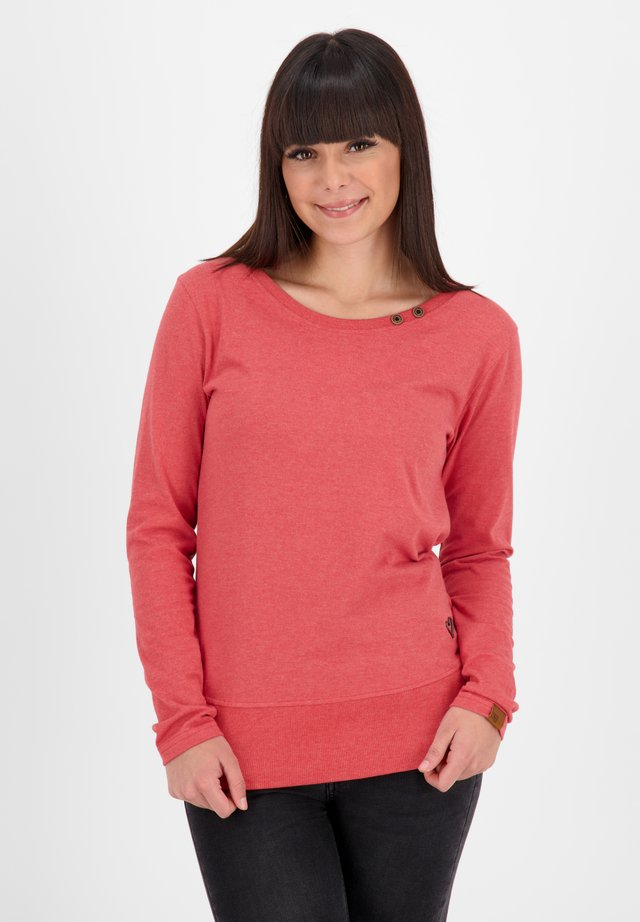 COCOAK  - Long sleeved top - brick