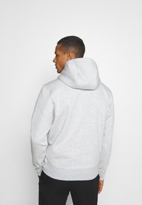 Tommy Jeans - REGULAR HOODIE - Hoodie - grey heather - 2