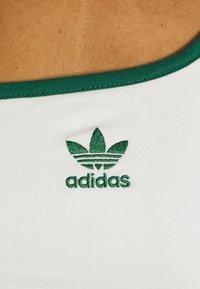adidas Originals - TENNIS LUXE ASYMMETRIC ORIGINALS - Débardeur - off white - 6