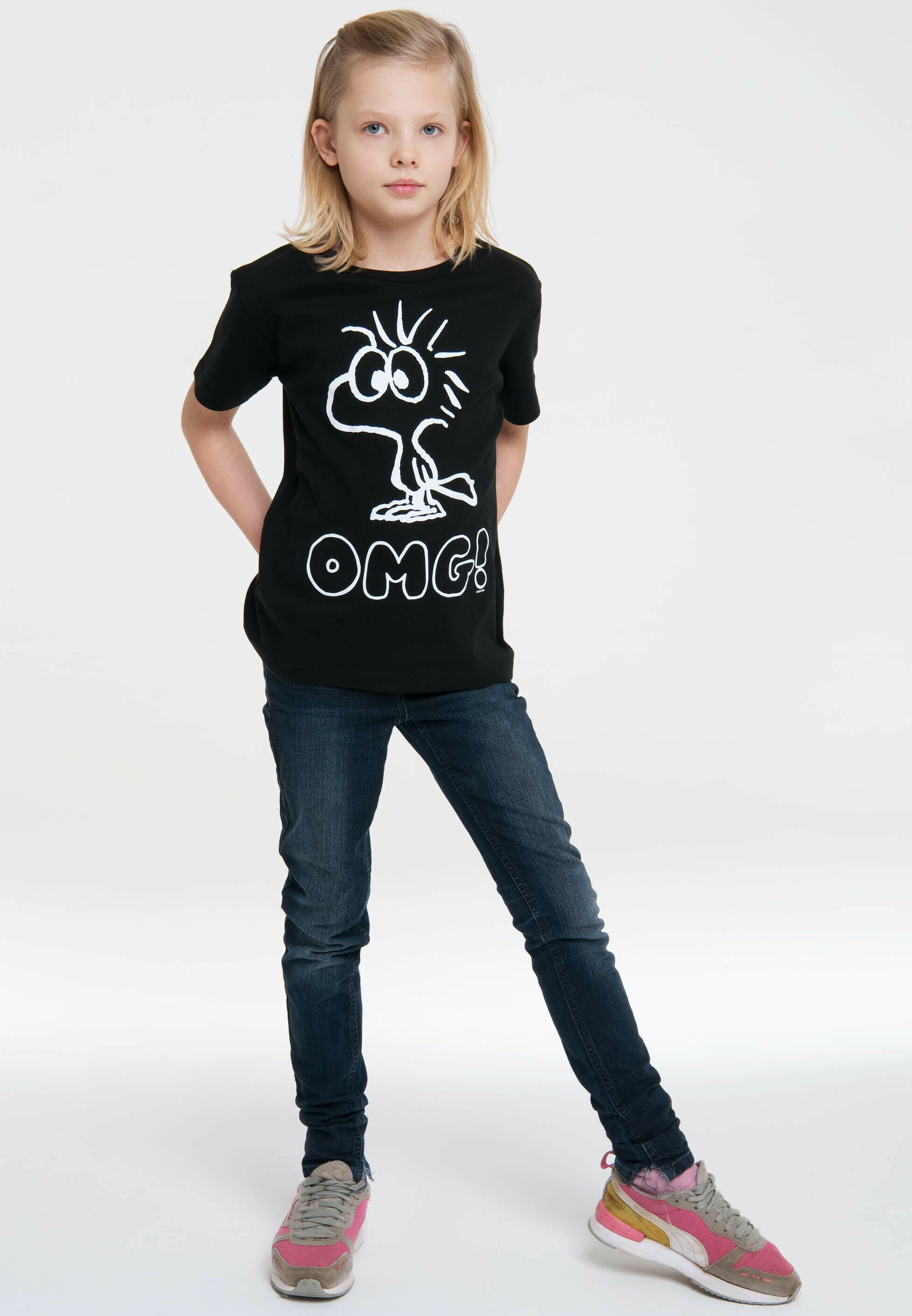 Kinder WOODSTOCK - T-Shirt print
