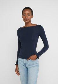 Lauren Ralph Lauren - T-shirt à manches longues - navy - 0