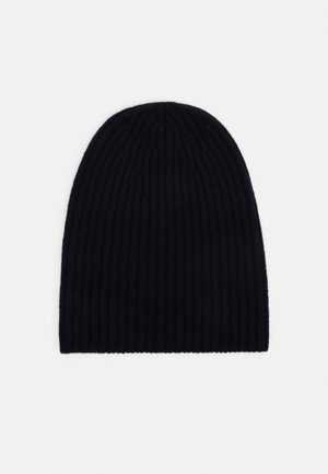 BEANIE - Bonnet - blue dark