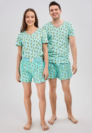 SET - Pyjamas - light blue