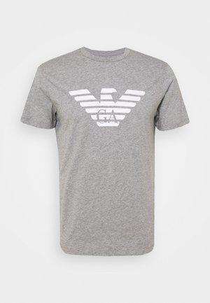 T-shirt imprimé - grigio chiaro