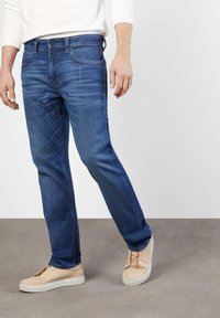 MAC Jeans - ARNE  - Slim fit jeans - gothic blue - 0
