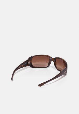 Solbriller - shiny havana