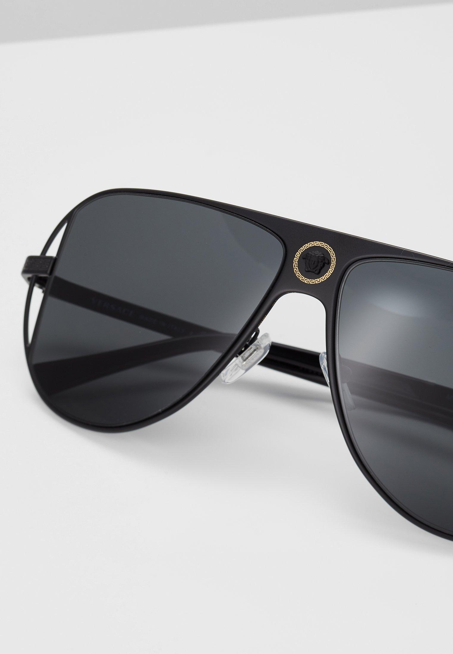 Shop Outlet Versace Sunglasses - black | men's accessories 2020 qtbgp
