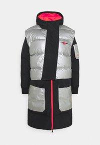 Jordan - Down coat - black/silver - 6