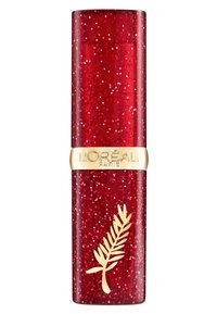 L'Oréal Paris - LIPSTICK COLOR RICHE CANNES LIMITED EDITION - Lipstick - 297 red passion