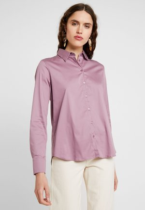 MARTINA - Button-down blouse - very grape