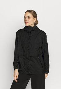 Icepeak - ENOLA - Hardshellová bunda - black - 0