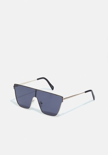 MERCHISTON - Sunglasses - gold-coloured/black