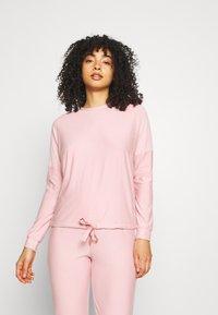 Women Secret - STRIPES - Pyjamas - light pink - 3