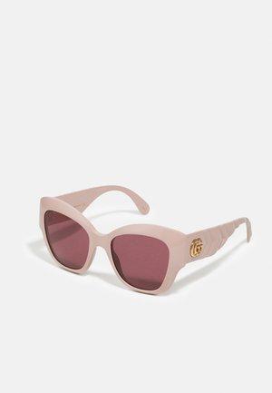 Lunettes de soleil - pink/pink/violet