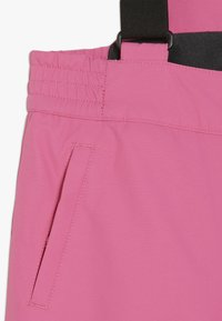 Ziener - ALENKO JUNIOR - Snow pants - pink dahlia - 2