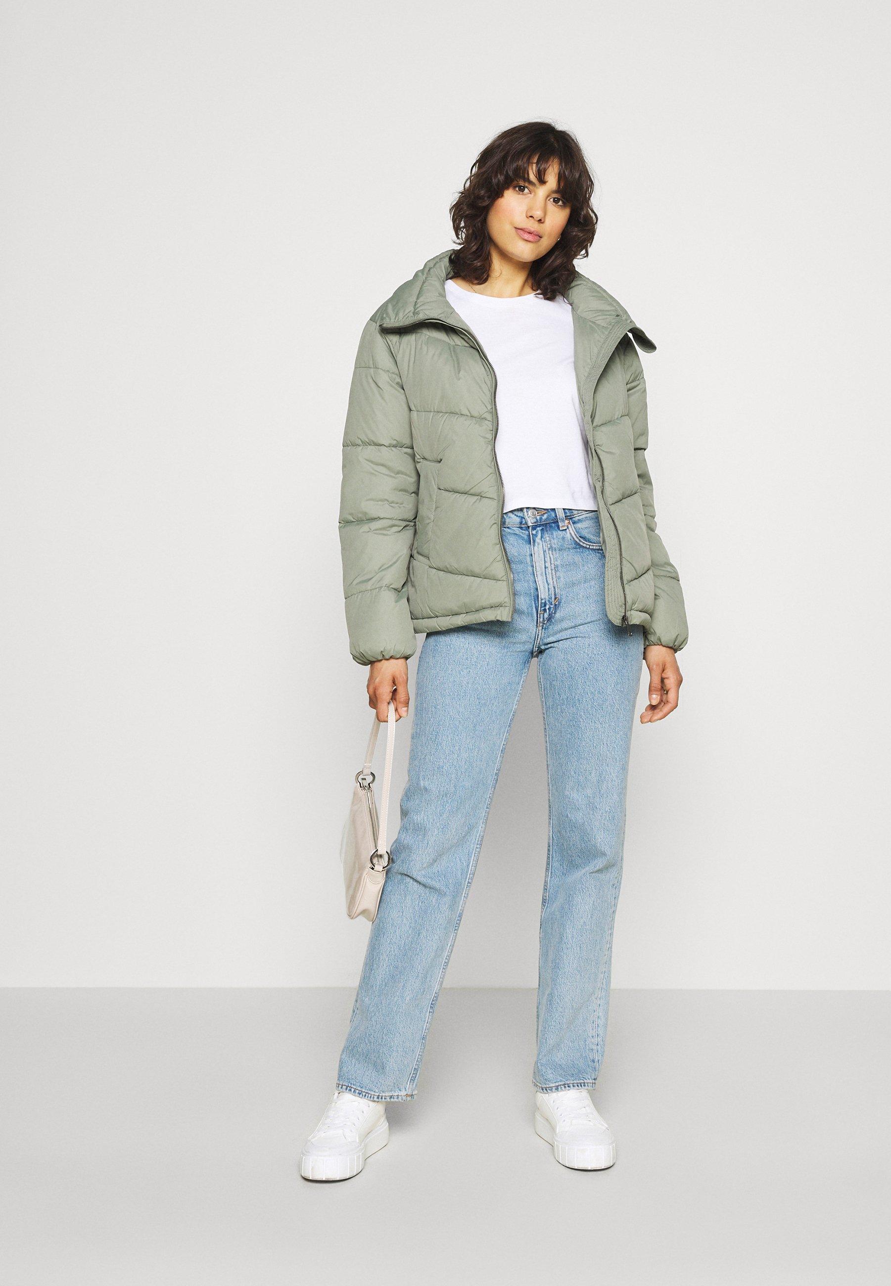 Women BYBOMINA PUFFER - Winter jacket