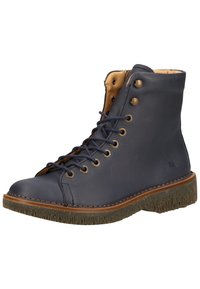 El Naturalista - Platform ankle boots - ocean - 2