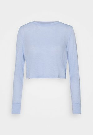 LIFESTYLE LONG SLEEVE  - T-shirt à manches longues - serenity