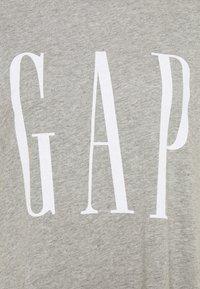 GAP Petite - DRESS - Jersey dress - grey heather - 2