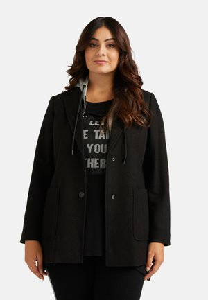 Fleece jacket - nero