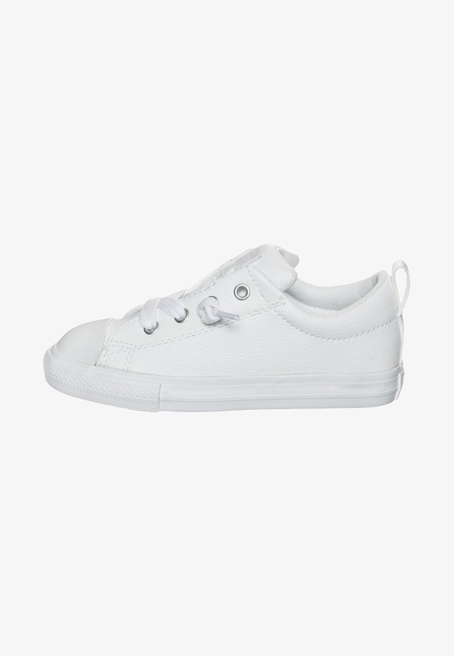 CHUCK TAYLOR ALL STR STREET - Sneakers laag - white