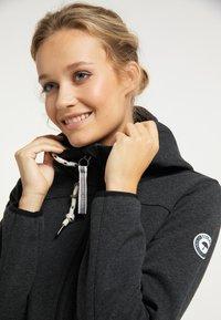 Schmuddelwedda - Light jacket - dunkelgrau melange - 3
