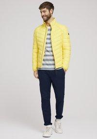 TOM TAILOR - Light jacket - celandine yellow - 1