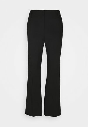 DAHNA WIDE TROUSER - Stoffhose - black