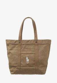 Polo Ralph Lauren - Tote bag - khaki - 1