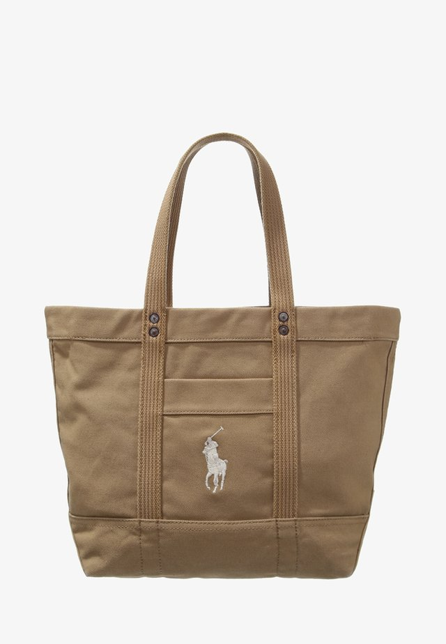 Bolso shopping - khaki