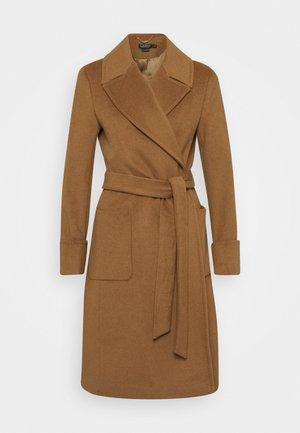 Zimní kabát - new vicuna