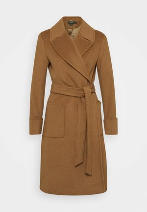 Manteau classique - new vicuna