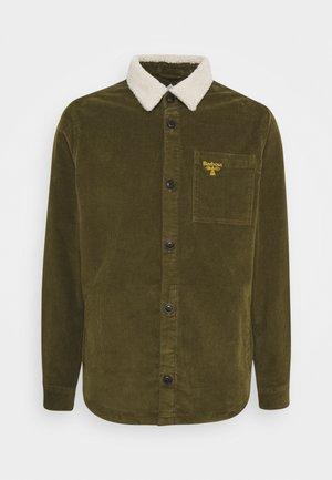 THINFORD OVERSHIRT - Giacca leggera - uniform green