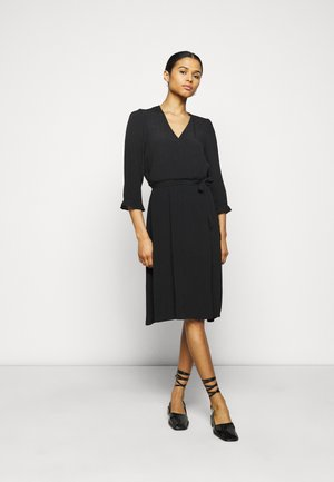 CARLOS - Day dress - black