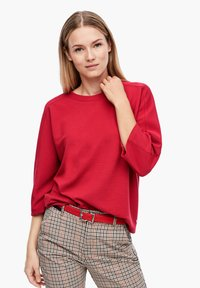 s.Oliver - Sweatshirt - dark red - 0