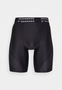 EXO ADAPT SHORT - Leggings - black