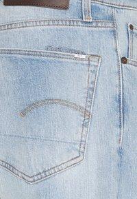 G-Star - STRAIGHT - Jeans straight leg - vintage glacial blue - 6