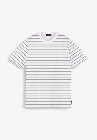 Scotch & Soda - Print T-shirt - beige - 0