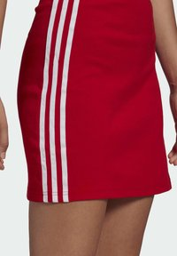 adidas Originals - RACER DRESS - Robe en jersey - scarlet - 5