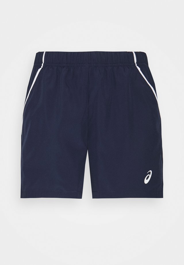 COURT SHORT - Sports shorts - peacoat/brilliant white