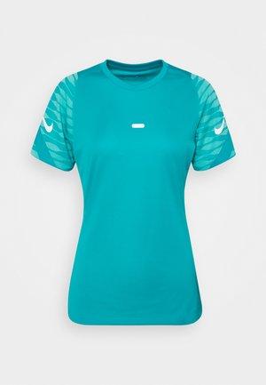 STRIKE 21 - T-shirts med print - aquamarine/tropical twist