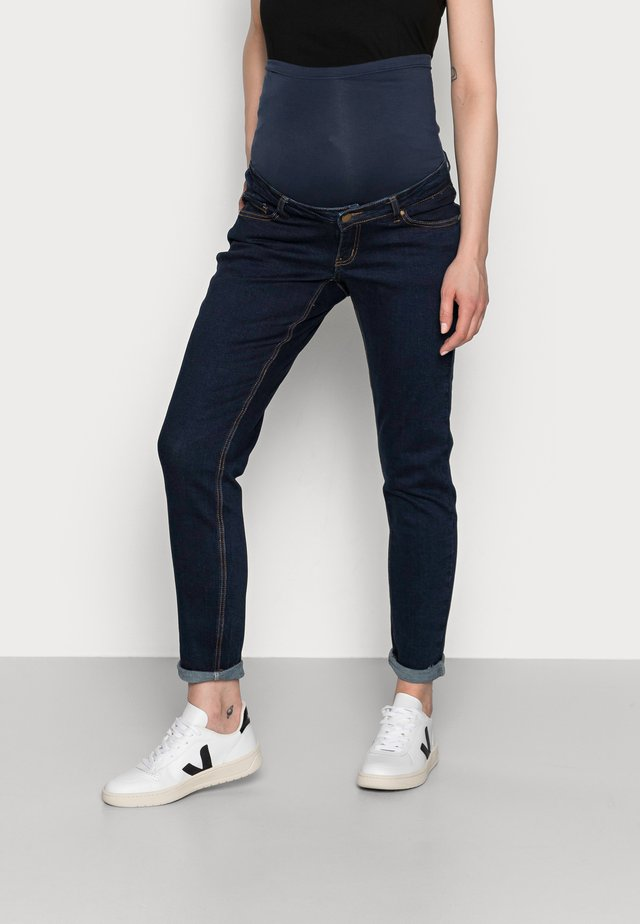 MOM  - Slim fit jeans - indigo