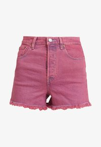 Levi's® - RIBCAGE  - Jeansshorts - pink - 4