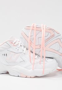 New Balance - Sneakers - white/pink - 5