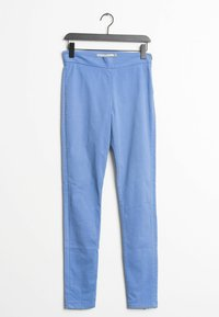 Victoria Victoria Beckham - Trousers - blue - 0